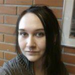 Kuvassa on Julia Norolahden kasvokuva.