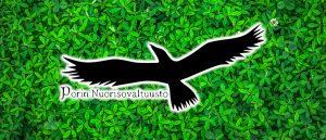 Kuvassa on Porin nuorisovaltuuston logo.