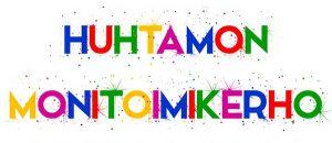 Kuvassa on Huhtamon monitoimikerhon logo.