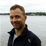 Kuvassa on Arttu Heinilän kasvokuva.