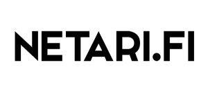 Kuvassa on Netarin logo.