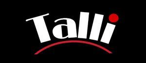 Kuvassa on Tallin logo.
