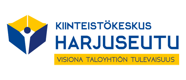 Kuvassa on Kiinteistökeskus Harjuseutu -logo.