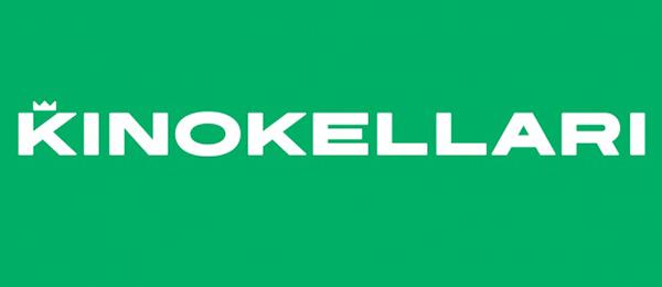 Kuvassa on Kinokellarin logo.