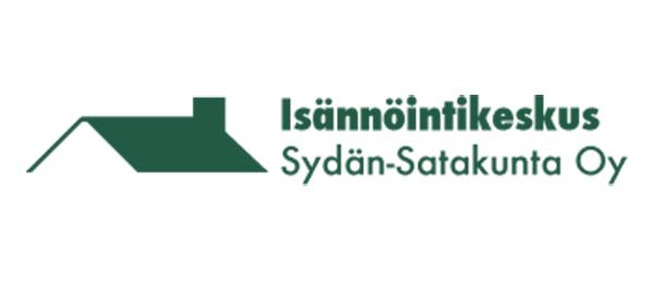 Kuvassa on Sydän-Satakunta Oy:n logo.